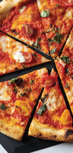 Margarit-ish Pizza