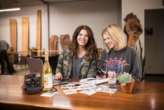 Winery Owners Sami and Rachel Ruddick