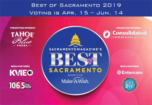 best of sacramento vote