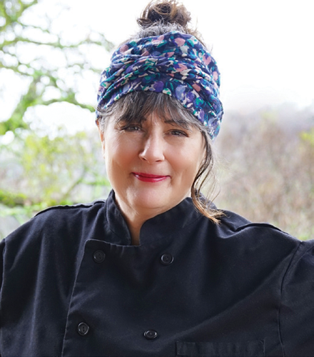 Chef Carolyn Kumpe
