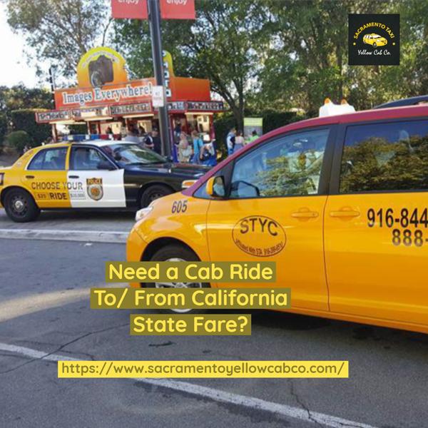 taxi state fair