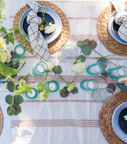 tablescape tips