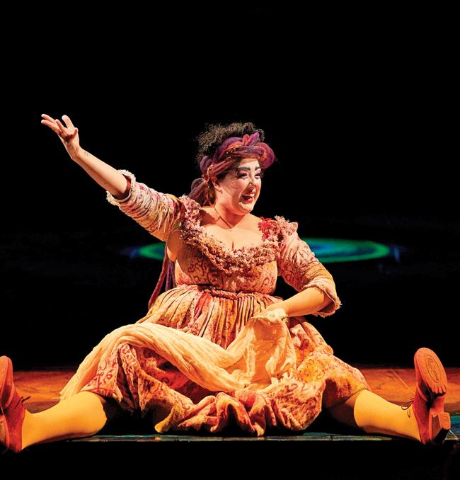 kelsey custard cirque du soleil