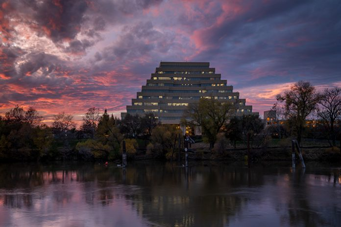 Ziggurat Building coronavirus