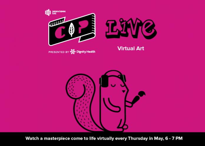 virtual art cip