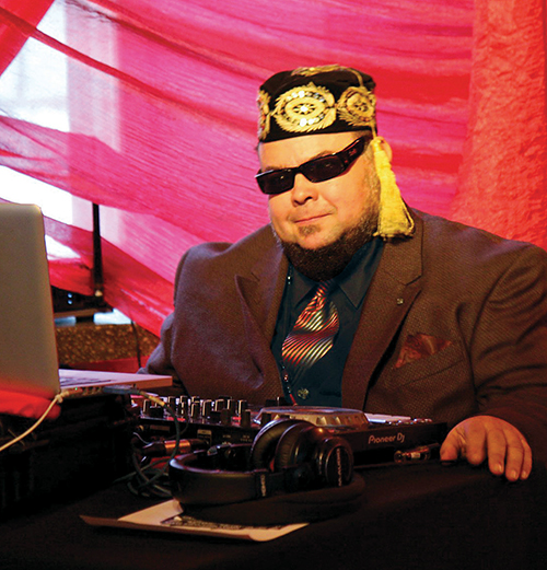 DJ Larry Rodriguez