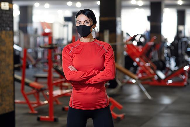 coronavirus gyms