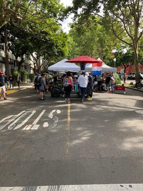 lowbrau street closure