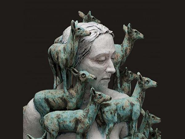 clay ceramics sculptures