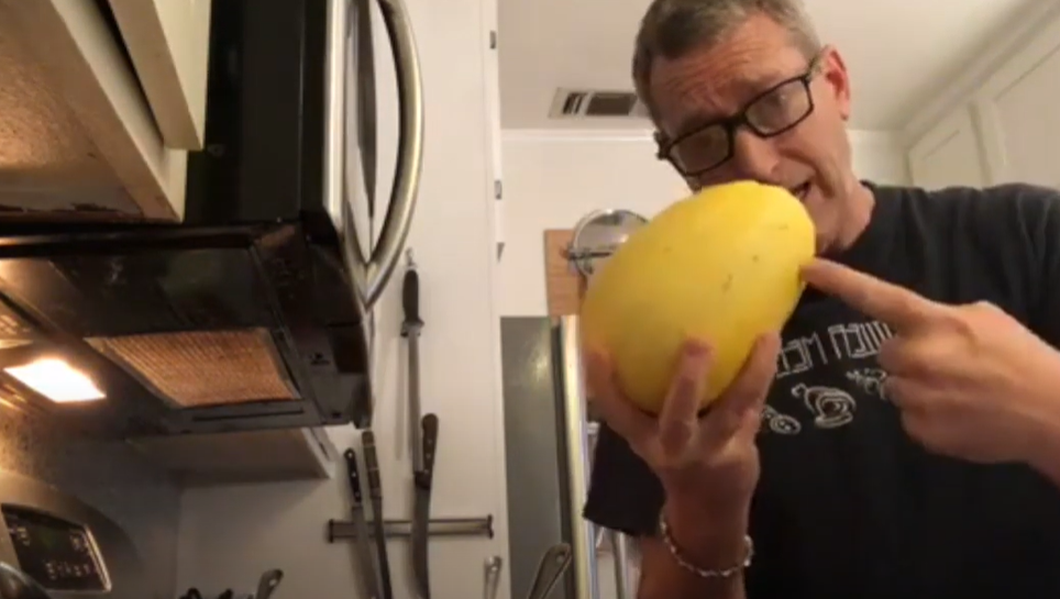 dave nelson cooking show