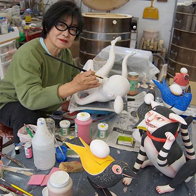 Patti Warashina