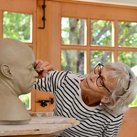 Tip Toland ceramic artist