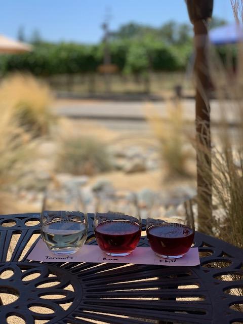 Lone Buffalo. Wine therapy