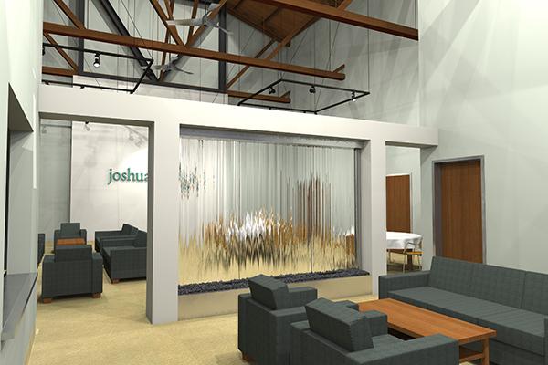 joshua's house interior