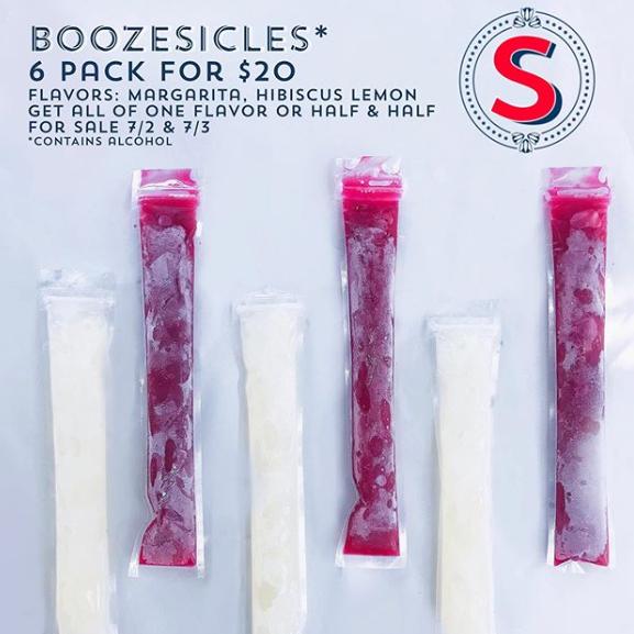 boozesicles