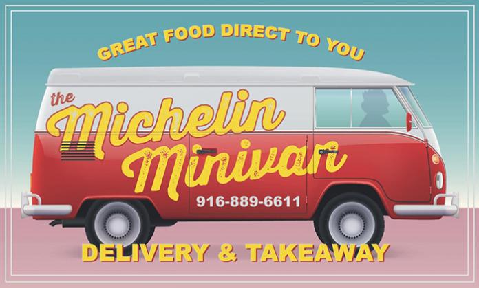 michelin minivan delivery