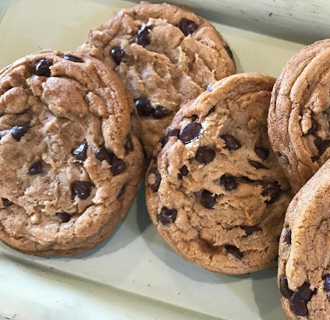 cookies from real pie company