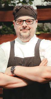 Chef Deneb Williams