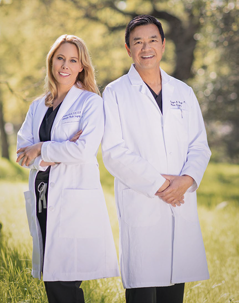 dr. granger wong and rachael frazier