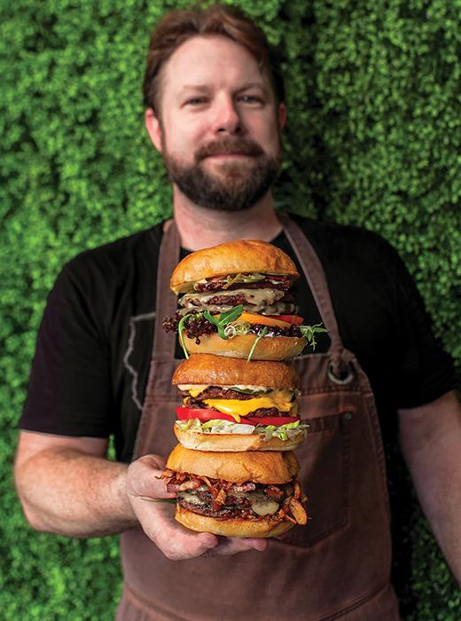 atom burger