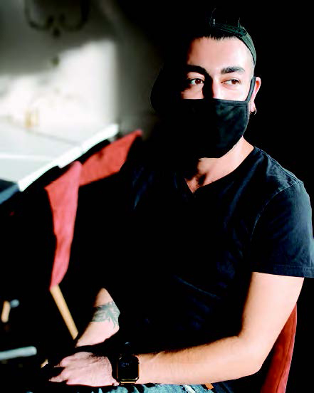 Server Demetri Gregorakis
