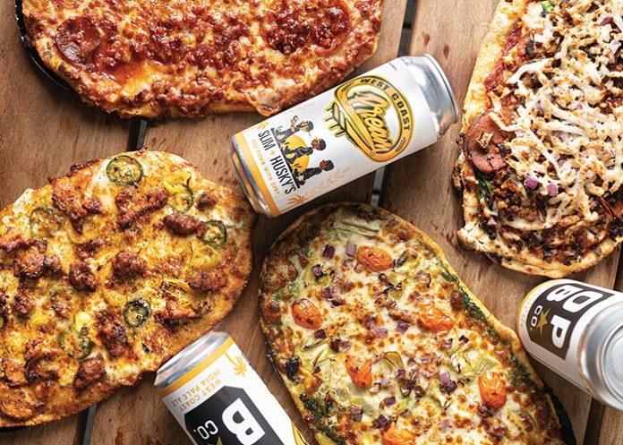 slim husky's pizza beeria