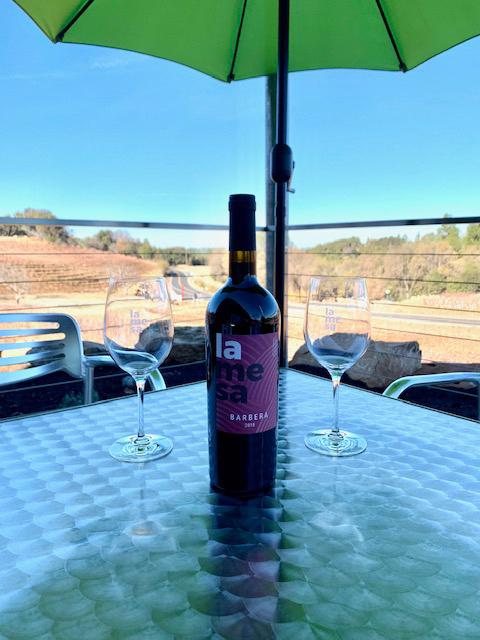 la mesa wine