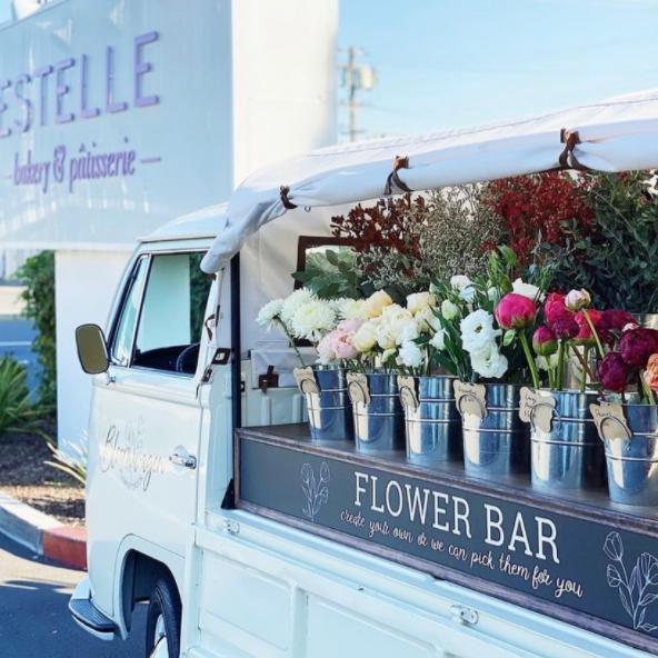 Bloomwagen Flower Truck