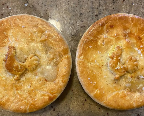 takeout pot pie
