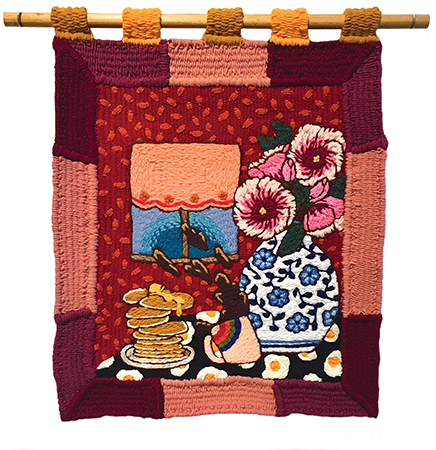 textile and fabric art