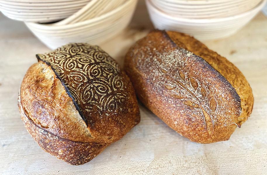 Lieschen Moller of Lizzy's Bakehouse bakeries