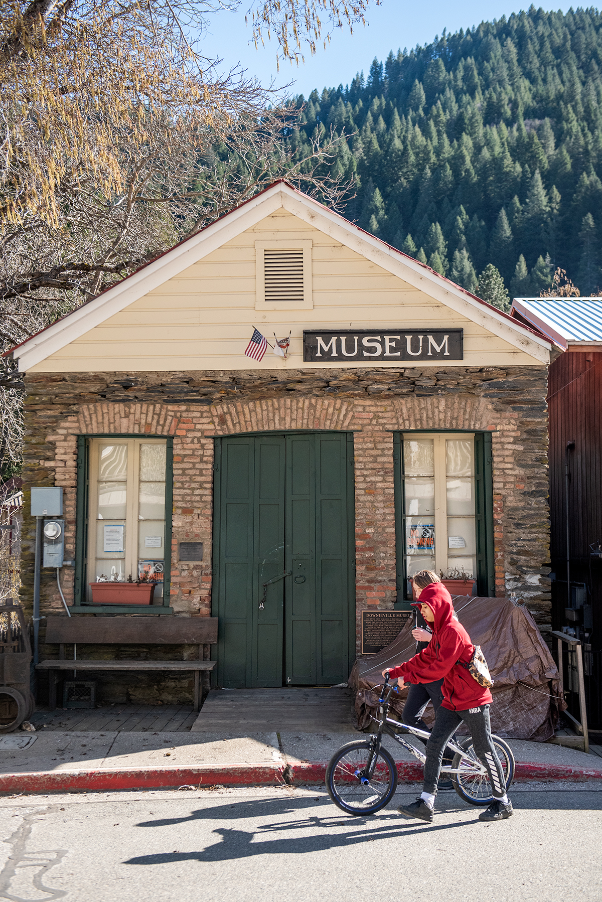 Downieville Museum