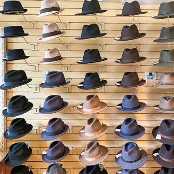 hats in nevada city