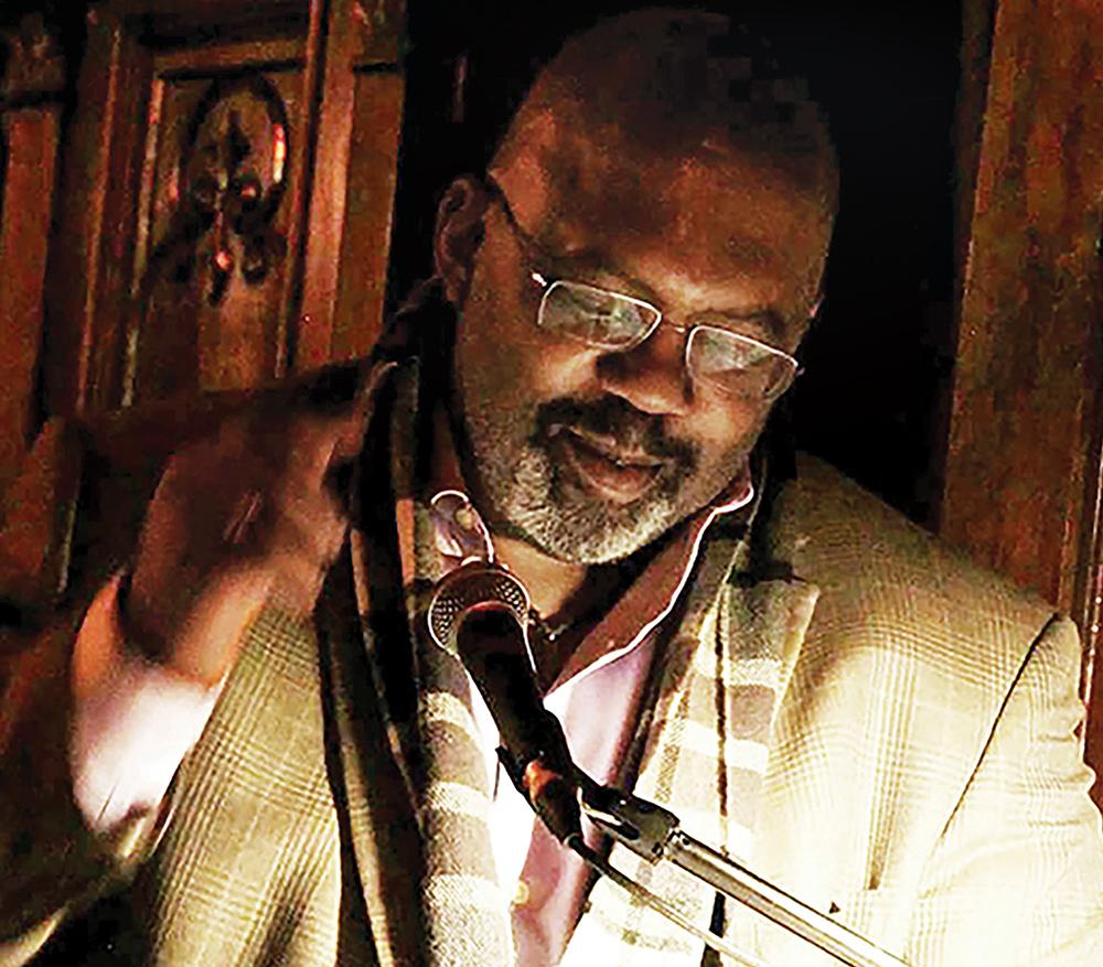 Indigo Moor Poets Laureate