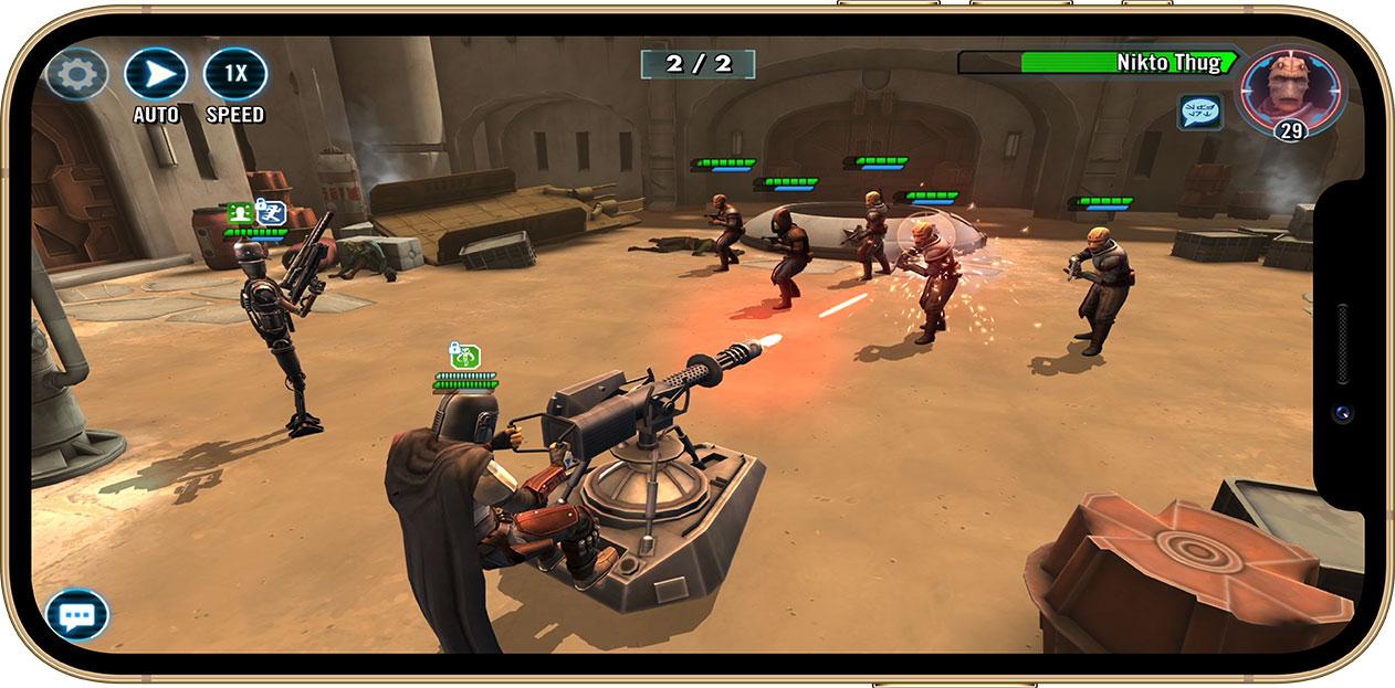 capital games studio galaxy of heroes