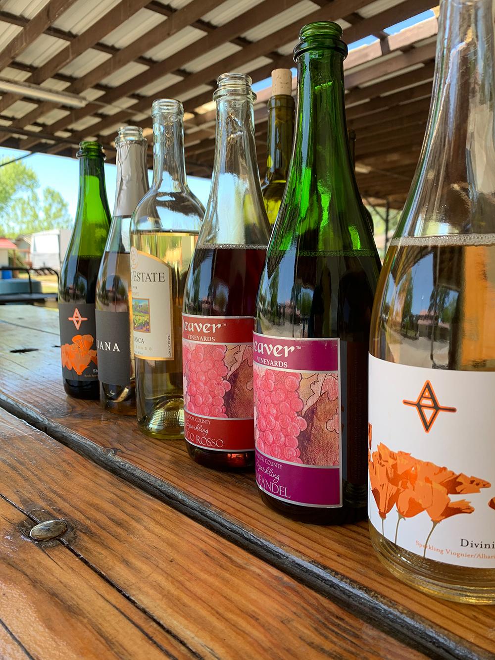 amador county fair wineries