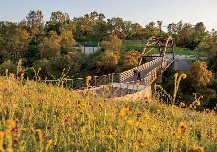 Robbers' Ravine Bridge