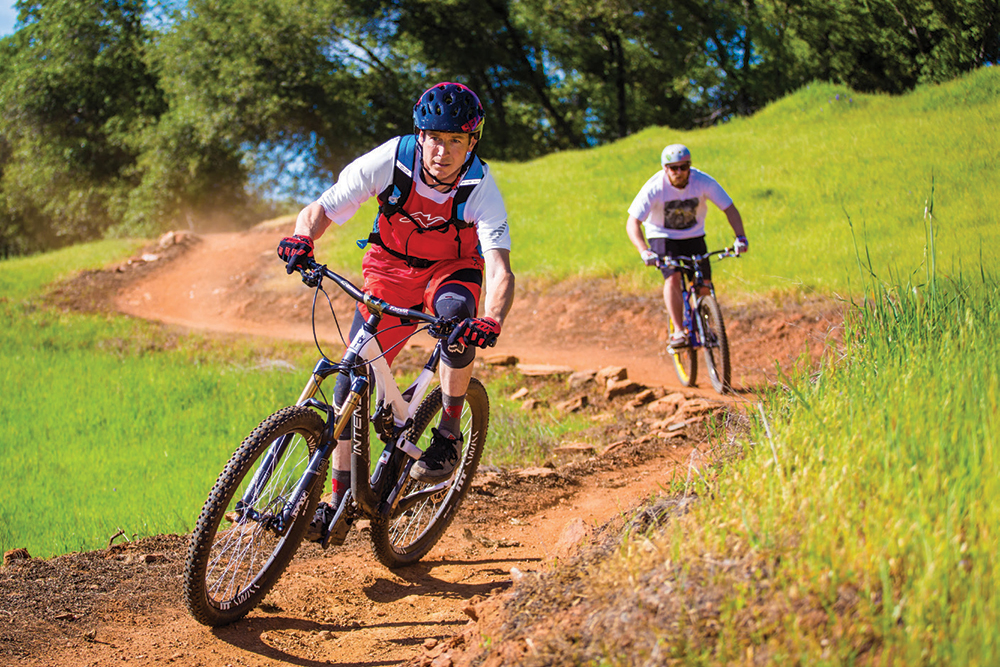 auburn adventure bike riding