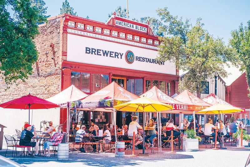 auburn brewery and taste